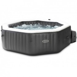 Spa Gonflable 201x71 Cm. Purespa Jet And Bubble Deluxe Intex 28458