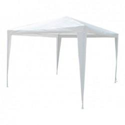 Tonnelle Couleur Blanc De 300x300 Cm