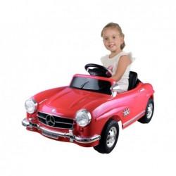 Voiture à batterie Mercedes 6V télécommande | Piscineshorssolweb