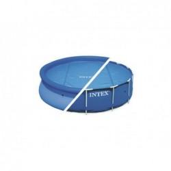 Bâche De Bulles Solaire Intex 29024 470 Cm | Piscineshorssolweb