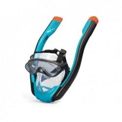 Masque Tuba Hydro Pro avec 2 Tubes Taille S/M Bestway 24060