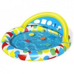 Piscine Gonflable Pour Enfants de 120x117x46 cm. avec des Jouets Bestway 52378