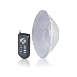 Projecteur LED Coloré PAR56 Avec Télécommande Pour Piscine Enterrée Gre LEDP56CE