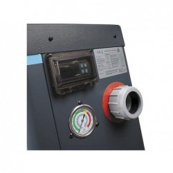 Pompe à Chaleur Easy pour Piscines Hors Sol et Enterrées D'un Maximum de 70.000 L Gre HPG70 | Piscineshorssolweb