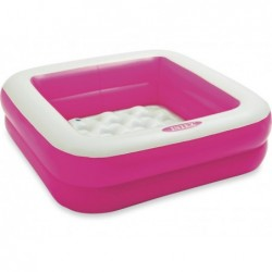 Piscine Gonflable Carree 85 X 85 X 23 Cm