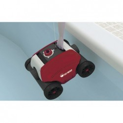 Nettoyeur de Fonds Red Panther pour Piscines Poolstar RO-PANTHER1 | Piscineshorssolweb