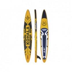 Paddle Board de Surf Stand Up De Kohala Thunder Race 425x66x15 cm. Ociotrends KH42715   Piscineshorssolweb