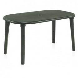 Muebles de Jardín Mesa Modelo Cancún 140 Verde SP Berner 55358
