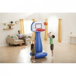 Panier Gonflable Avec Ballons Intex 57502np De 104x97x208 Cm | Piscineshorssolweb