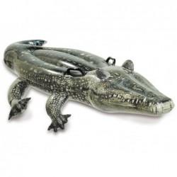 Crocodile Gonflable Intex 57551 De 170x86 Cm