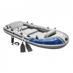 Bateau Gonflable Pour Aventure 366x168x43 Cm Intex 68325np