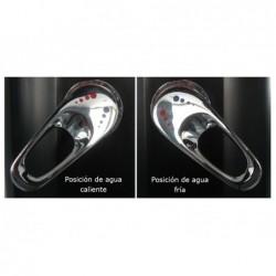 Douche Pvc Gre Noir 30l Ar1030 | Piscineshorssolweb