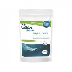 Anti-Algues Pour Piscines Monodoses 8x20 Gr. Gre Palge