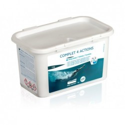 Multi-Fonction Sans Sulfate De Cuivre Tablettes 250 Gr (Pot 1 Kg)