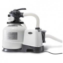 Épurateur Avec Filtre À Sable De Intex 26648 10.500 L/H