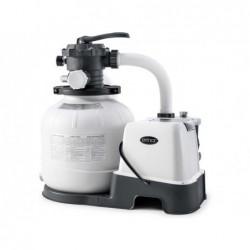 Épurateur À Filtre À Sable Et Chlorinateur Salin De 6 000 L/H Intex 26676