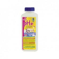 Élévateur De Ph Granule Flacon De 1 Kg Pqs 161001