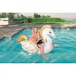 Pégase Luxury Gonflable De 231x150 Cm Bestway 41118   Piscineshorssolweb