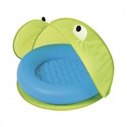 Piscine Gonflable Pour Enfants Avec Toit De 97x97x74 Cm | Piscineshorssolweb
