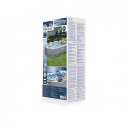 Piscine Hors Sol 488x305x107 Cm. Power Steel Bestway 56448   Piscineshorssolweb