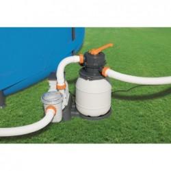 Épurateur À Filtre À Sable De 5.678 L/H Flowclear Bestway 58497 | Piscineshorssolweb