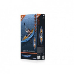 Kayak Gonflable 275x81 Cm. Hydro Force Cove Champion Bestway 65115 | Piscineshorssolweb