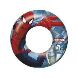 Bouee Gonflable Spiderman De 56 Cm
