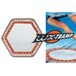 Trampoline Tramp Premium Wx De 34x112x112 Cm. Exagonal Poolstar Wx-Tr3-Hexa | Piscineshorssolweb