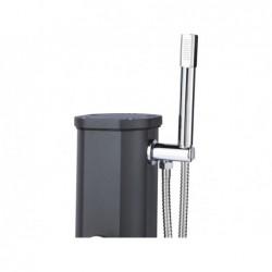 Douche Solaire Aluminium Anthracite Jolly Go Ds-Jg141no 20 L. Poolstar | Piscineshorssolweb