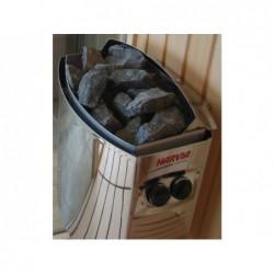 Poêle Électrique Vega De 6 Kw Pour Saunas   Piscineshorssolweb